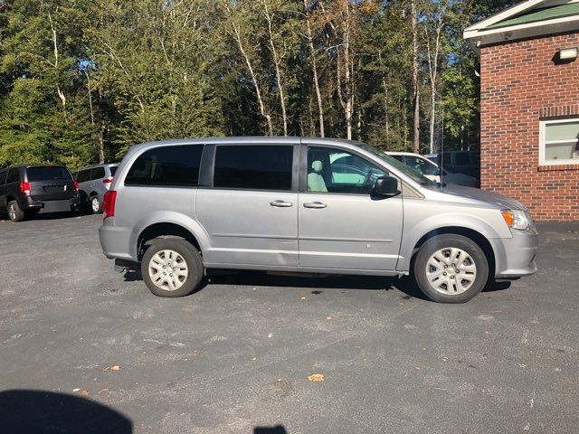 2016 Dodge Grand Caravan Handicap wheelchair accessible rear entry Dallas, Georgia 15