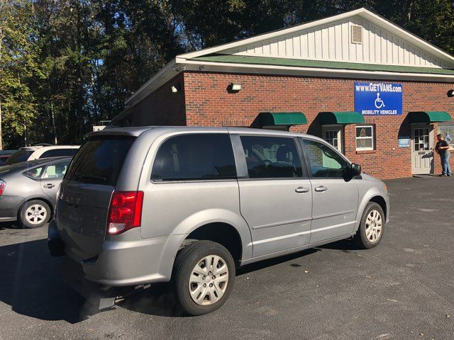 2016 Dodge Grand Caravan Handicap wheelchair accessible rear entry Dallas, Georgia 16