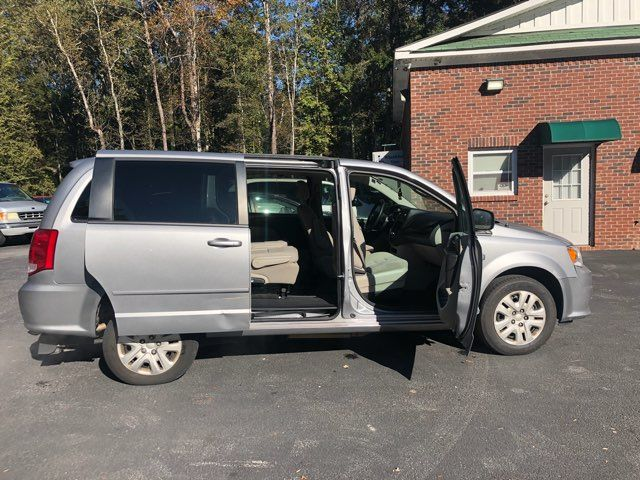 2016 Dodge Grand Caravan Handicap wheelchair accessible rear entry Dallas, Georgia 18