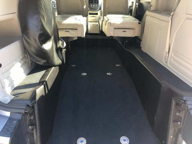 2016 Dodge Grand Caravan Handicap wheelchair accessible rear entry Dallas, Georgia 4