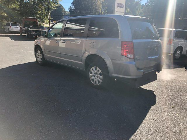 2016 Dodge Grand Caravan Handicap wheelchair accessible rear entry Dallas, Georgia 5