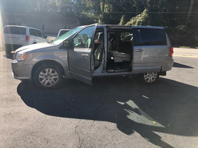2016 Dodge Grand Caravan Handicap wheelchair accessible rear entry Dallas, Georgia 7