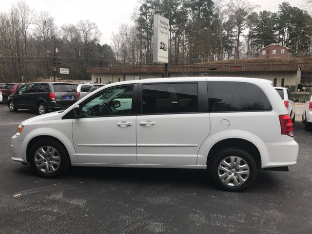 2016 Dodge Grand Caravan handicap wheelchair accessible van Dallas, Georgia 10