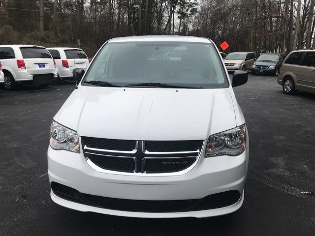 2016 Dodge Grand Caravan handicap wheelchair accessible van Dallas, Georgia 2