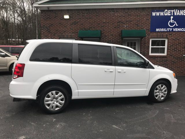 2016 Dodge Grand Caravan handicap wheelchair accessible van Dallas, Georgia 3