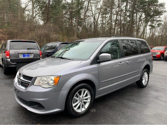 2016 Dodge Grand Caravan SXT handicap wheelchair van van Dallas, Georgia 1