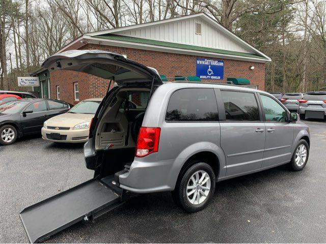 2016 Dodge Grand Caravan SXT handicap wheelchair van van