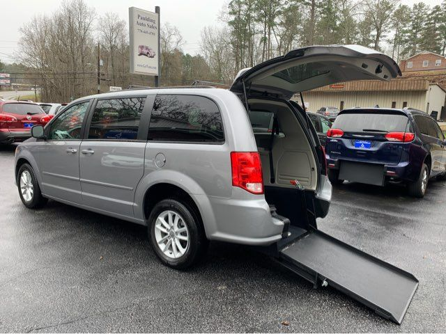 2016 Dodge Grand Caravan SXT handicap wheelchair van van Dallas, Georgia 13