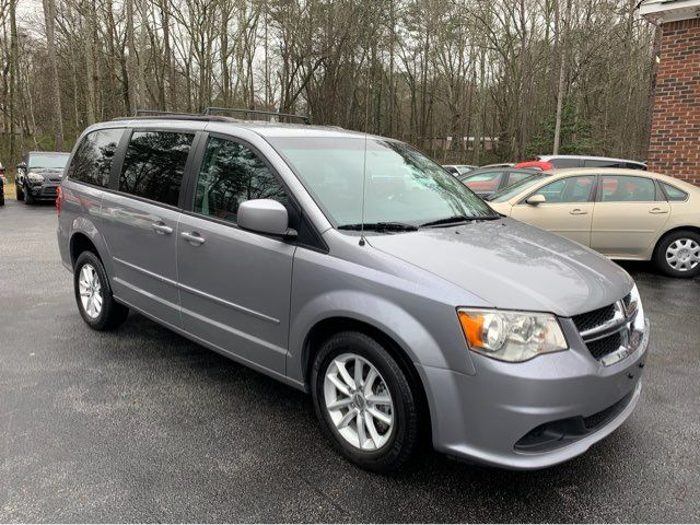 2016 Dodge Grand Caravan SXT handicap wheelchair van van Dallas, Georgia 3