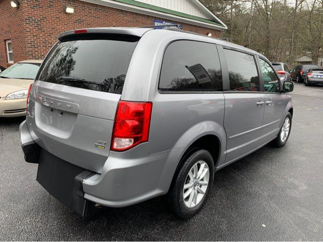 2016 Dodge Grand Caravan SXT handicap wheelchair van van Dallas, Georgia 5
