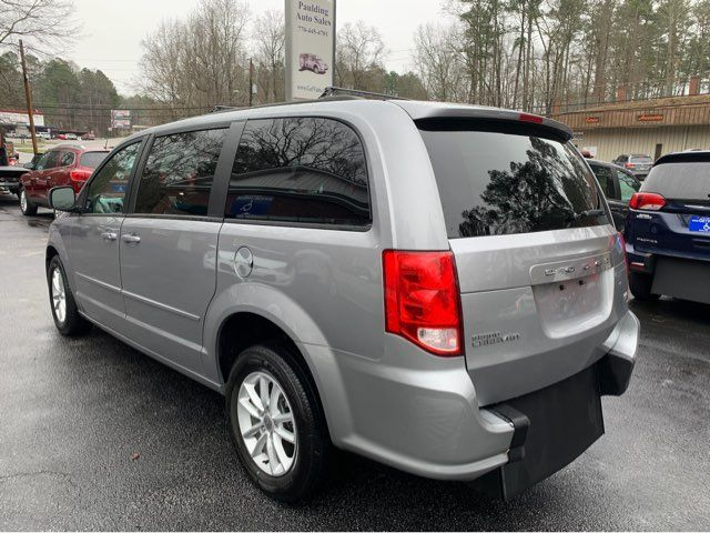 2016 Dodge Grand Caravan SXT handicap wheelchair van van Dallas, Georgia 6