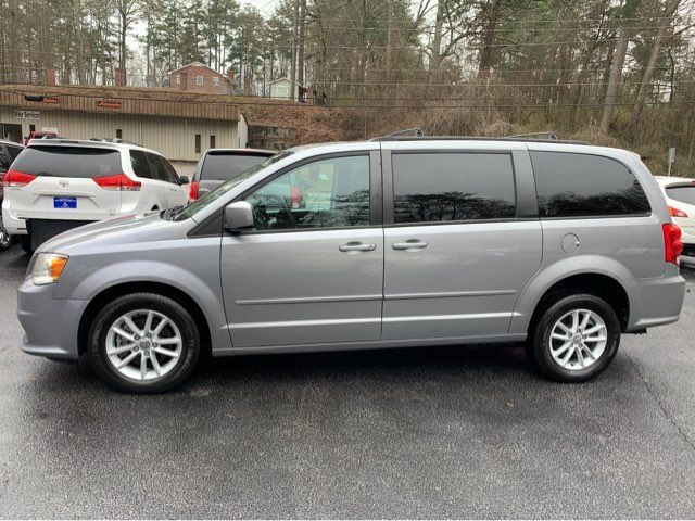2016 Dodge Grand Caravan SXT handicap wheelchair van van Dallas, Georgia 7