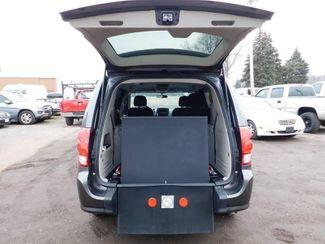 2016 Dodge Grand Caravan handicap wheelchair accessible rear entry van Dallas, Georgia