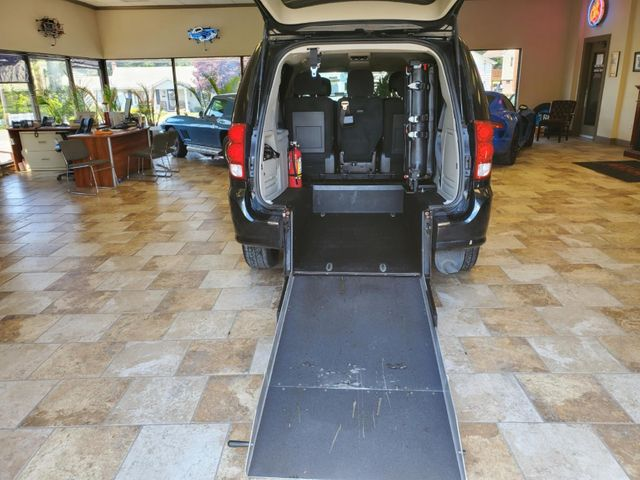 2016 Dodge Grand Caravan handicap wheelchair accessible rear enrty in Dallas, Georgia 30132