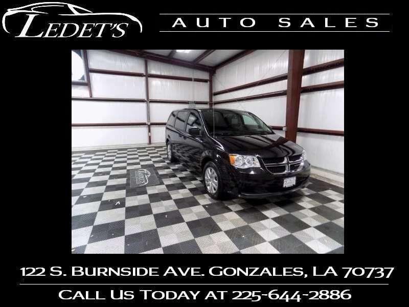 2016 Dodge Grand Caravan SE - Ledet's Auto Sales Gonzales_state_zip in Gonzales Louisiana