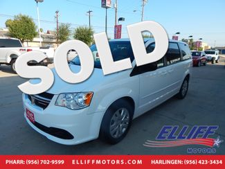 2016 Dodge Grand Caravan SE in Harlingen TX, 78550