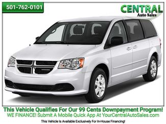 2016 Dodge GRAND CARAVAN  | Hot Springs, AR | Central Auto Sales in Hot Springs AR
