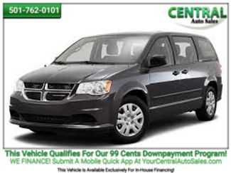 2016 Dodge Grand Caravan American Value Pkg | Hot Springs, AR | Central Auto Sales in Hot Springs AR