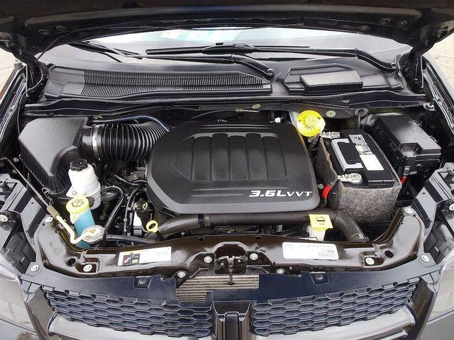 2016 Dodge Grand Caravan R/T Madison, NC 47