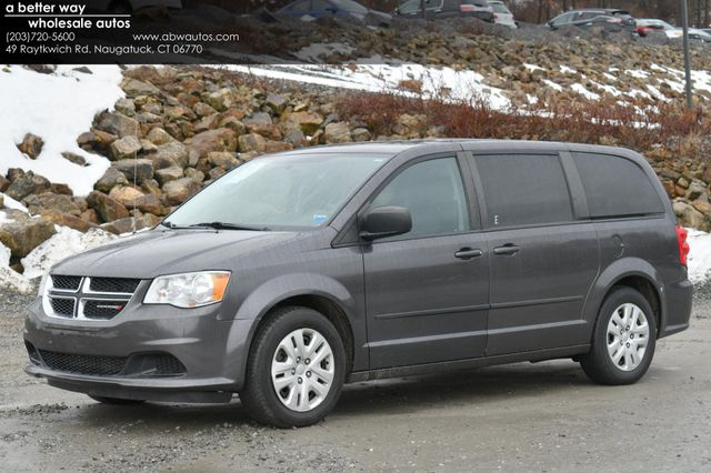 2016 Dodge Grand Caravan SE Naugatuck, Connecticut 0