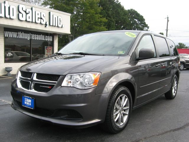 2016 Dodge Grand Caravan SE Plus Richmond, Virginia 1