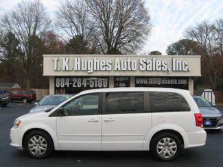 2016 Dodge Grand Caravan SE in Richmond, VA, VA 23227