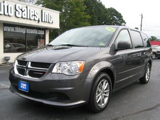 2016 Dodge Grand Caravan SE Plus in Richmond, VA, VA 23227