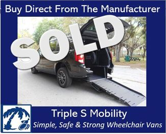 2016 Dodge Grand Caravan Se Plus Wheelchair Van Handicap Ramp Van Pinellas Park, Florida