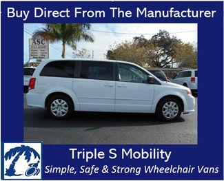 2016 Dodge Grand Caravan Se Wheelchair Van Handicap Ramp Van Pinellas Park, Florida