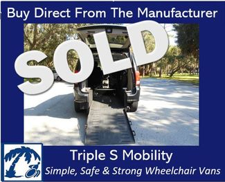 2016 Dodge Grand Caravan Sxt Wheelchair Van Handicap Ramp Van Pinellas Park, Florida