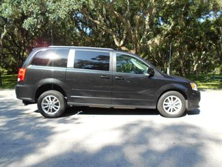 2016 Dodge Grand Caravan Sxt Wheelchair Van Handicap Ramp Van Pinellas Park, Florida 2
