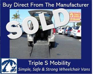 2016 Dodge Grand Caravan Sxt Wheelchair Van Handicap Ramp Van Pinellas Park, Florida
