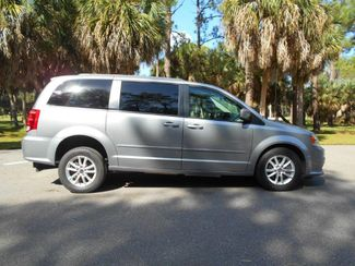 2016 Dodge Grand Caravan Sxt Wheelchair Van Handicap Ramp Van Pinellas Park, Florida 1