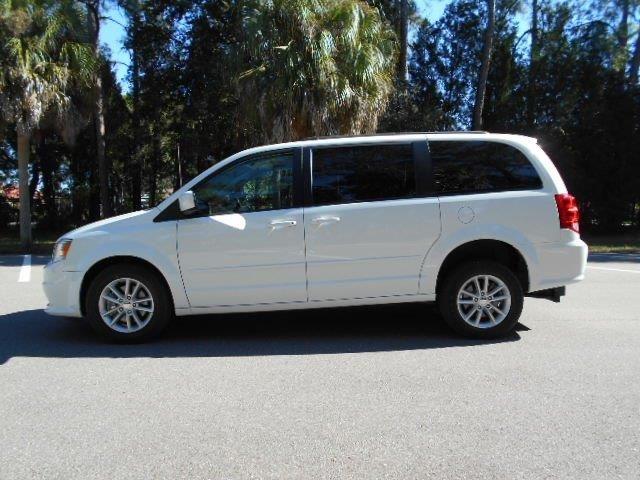 2016 Dodge Grand Caravan Sxt Wheelchair Van Pinellas Park, Florida 2