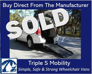 2016 Dodge Grand Caravan Sxt Wheelchair Van Pinellas Park, Florida