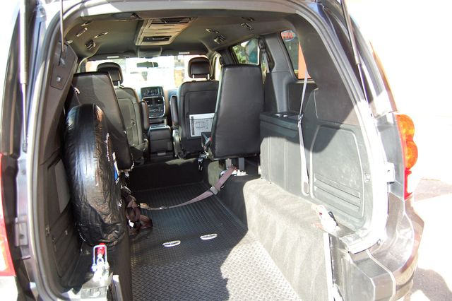 2016 Dodge H-Cap 2 Pos Charlotte, North Carolina 11