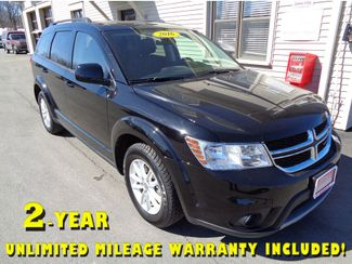 2016 Dodge Journey SXT in Brockport NY, 14420