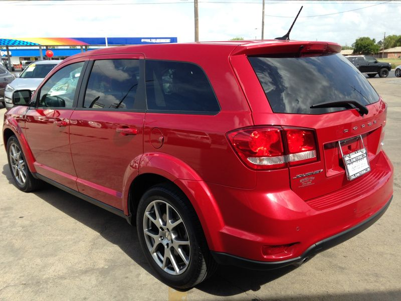 2016 Dodge Journey RT  Brownsville TX  English Motors  in Brownsville, TX