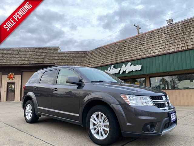 2016 Dodge Journey SXT in Dickinson, ND 58601