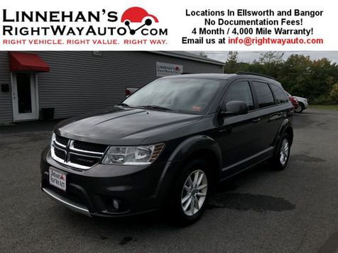 2016 Dodge Journey SXT in Bangor