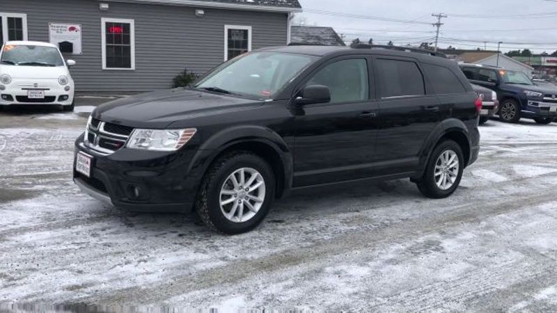 2016 Dodge Journey SXT  in Bangor, ME