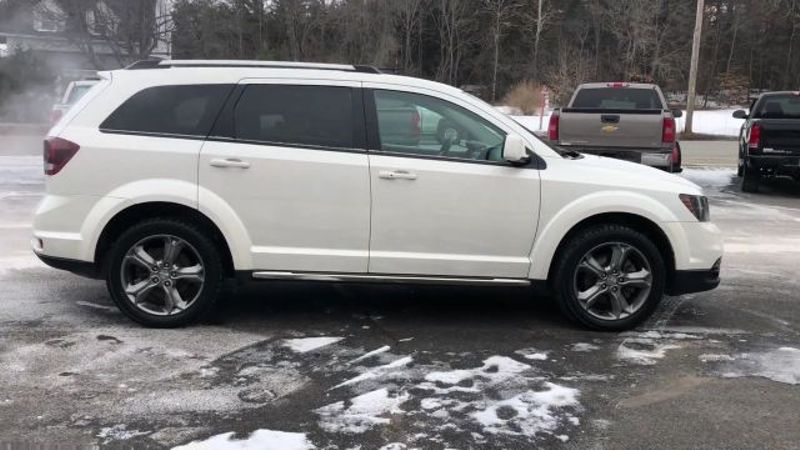 2016 Dodge Journey Crossroad Plus  in Bangor, ME