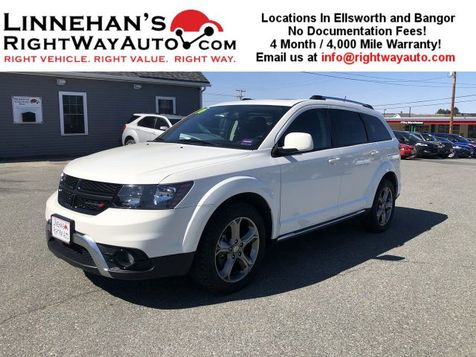 2016 Dodge Journey Crossroad Plus in Bangor