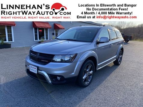 2016 Dodge Journey Crossroad in Bangor