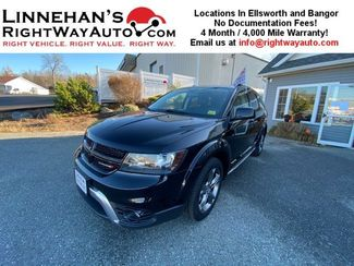2016 Dodge Journey Crossroad Plus in Bangor, ME 04401