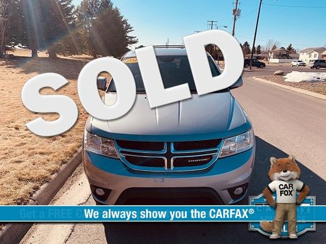 2016 Dodge Journey 4d SUV AWD R/T in Great Falls, MT