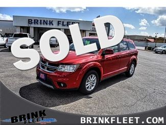 2016 Dodge Journey SXT | Lubbock, TX | Brink Fleet in Lubbock TX