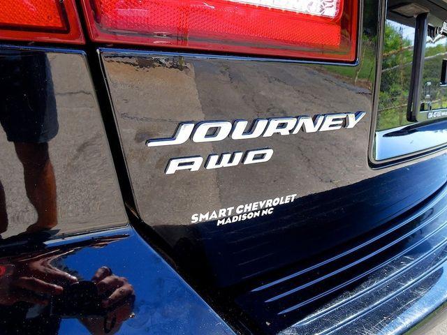 2016 Dodge Journey SXT Madison, NC 11