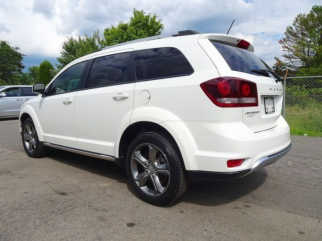 2016 Dodge Journey Crossroad Plus Madison, NC 4