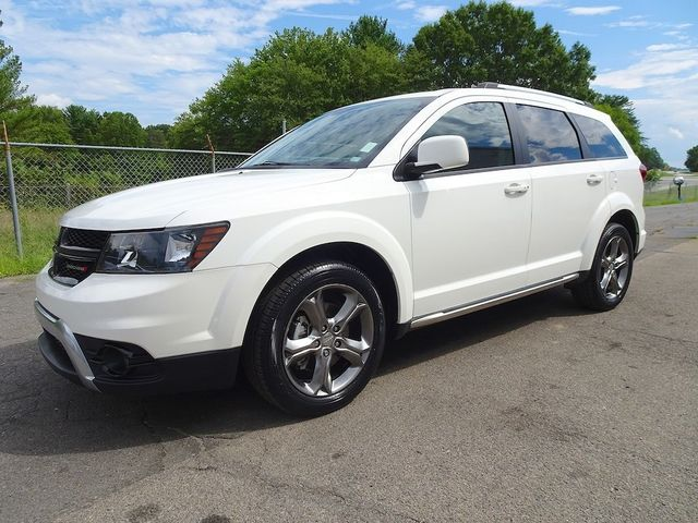 2016 Dodge Journey Crossroad Plus Madison, NC 6